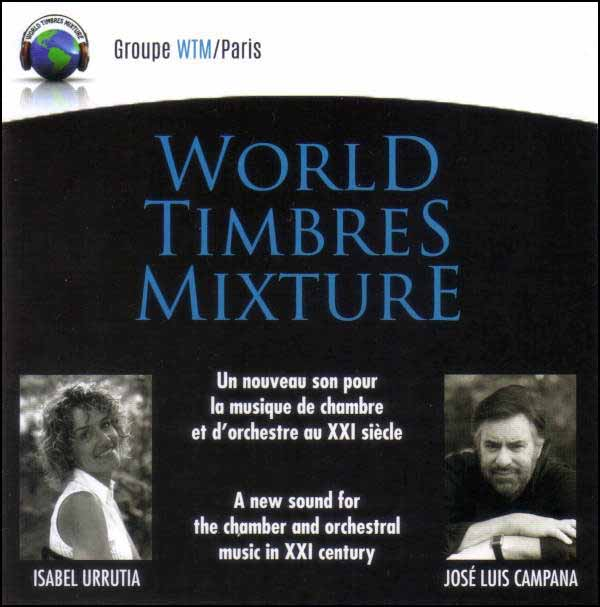World Timbres Mixture